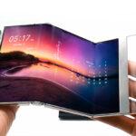 Samsung S-Foldable OLED Display